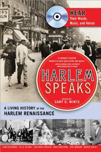 Harlem Speaks: A Living History of the Harlem Renaissance