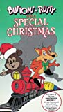 Buttons & Rusty and a Special Christmas [VHS]