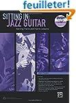 Sitting in : Jazz Guitar +DVD-Rom Bac...