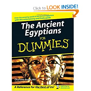 WEBSITE: Ancient Egyptians for Dummies (2007)...
