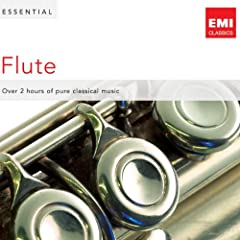 Concerto in A Minor for 2 flutes and violone TWV 53:A1: Loure