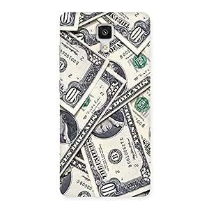 Special Bucks Lot Back Case Cover for Xiaomi Mi 4