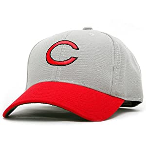 Cincinnati Reds 1961 Fitted Throwback Hat Cap Size 7 1 2 by American Needle