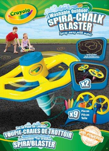 Crayola Spira-Chalk Blaster - 1