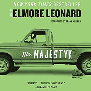 Mr. Majestyk Audiobook