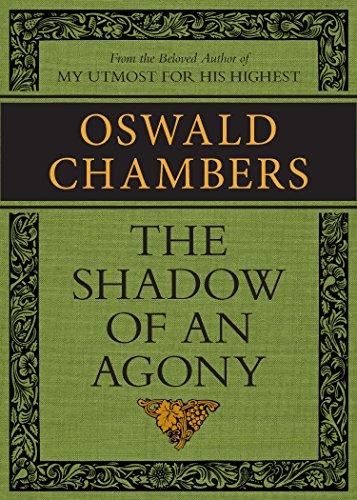 The Shadow of an Agony PDF