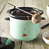 Kitchen - Lakeland Electric Mini Fondue Set for 4 Includes Recipes 600ml