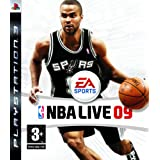 NBA LIVE 09 (PS3)by Electronic Arts