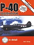 P-40 Warhawk in detail, Part 2 - P-40D through XP-40Q