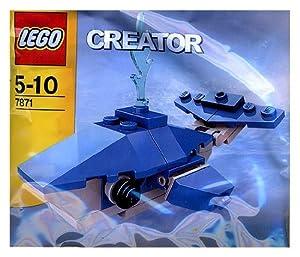 LEGO Creator: Blue Whale Set 7871 (Bagged)
