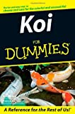 img - for Koi For Dummies book / textbook / text book