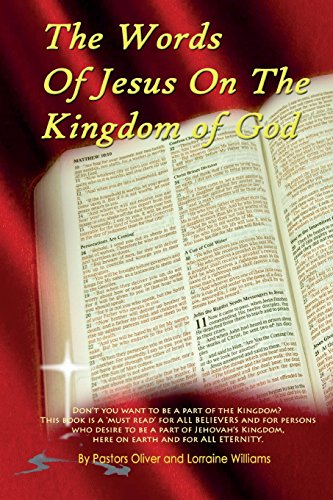 The Words of Jesus on The Kingdom of God