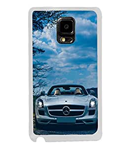 Luxury Car 2D Hard Polycarbonate Designer Back Case Cover for Samsung Galaxy Note Edge :: Samsung Galaxy Note Edge N915FY N915A N915T N915K/N915L/N915S N915G N915D