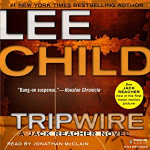 Tripwire: Jack Reacher, Book 3 | [Lee Child]