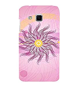 Fuson Premium Printed Hard Plastic Back Case Cover for Samsung Galaxy J3