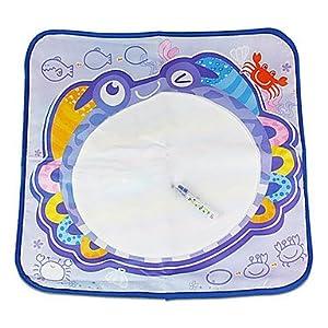 JJE 72*63*1cm Kids' Whale/Crab Pattern Aquadoodle with Flower Toys Novelty Toys , Purple