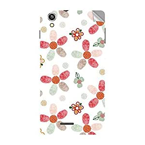 Garmor Designer Mobile Skin Sticker For Vivo Y17T - Mobile Sticker