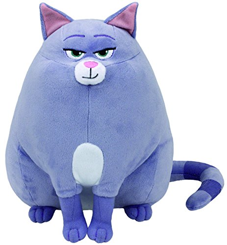 Ty Beanie Babies Secret Life of Pets Chloe The Cat Regular Plush