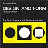 img - for Design and Form: The Basic Course at the Bauhaus book / textbook / text book