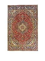 Eden Alfombra M.Tabriz Rojo/Multicolor 206 x 306 cm