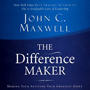 The Difference Maker Audiobook