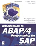 img - for Introduction to ABAP/4 Programming for SAP, Revised and Expanded Edition book / textbook / text book