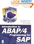 Introduction to ABAP/4 Programming fo...