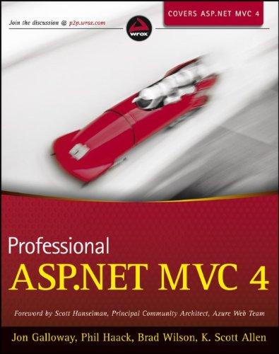 Professional ASP NET MVC 4111835009X