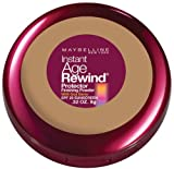 Maybelline New York Instant Age Rewind Protector Finishing Powder, Buff Beige, 0.32 Ounce