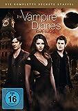 DVD Cover 'The Vampire Diaries - Die komplette sechste Staffel [5 DVDs]