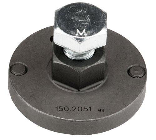 KS Tools 150.2051 - Adattatore D per utensile per la lavorazione dei pistoncini dei freni, Ø 52 mm