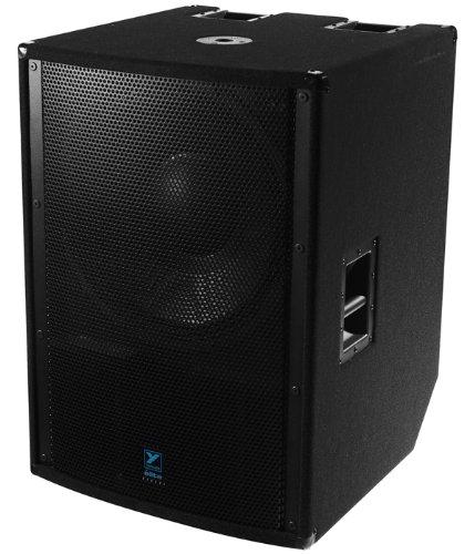 Yorkville Ls2100P Powered Subwoofer 21 Inch Woofer Integrated 2400 Watt Amplifier Elite Series