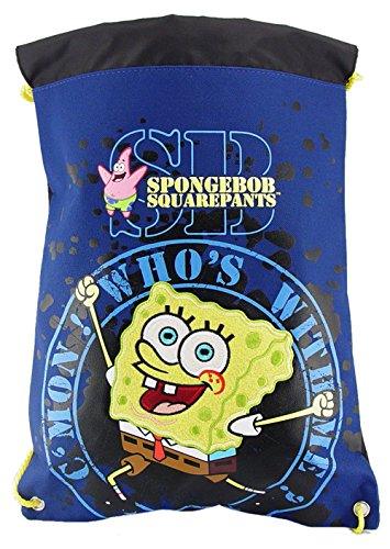 Christmas Saving - Nickelodeon SpongeBob SquarePants String Backpack