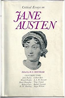 southam critical essays on jane austen