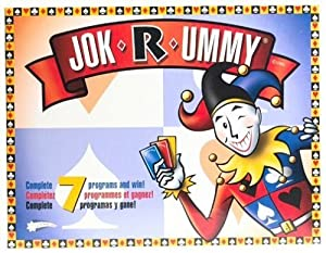 Jok-R-ummy Card Game - Joker Rummy