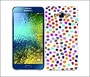 Galaxy Printed 2429 Multicoloured Animal Cheetah Hard Cover for Samsung A5
