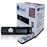 Bluei-112 - Car Audio MP3/FM/USB/AUX/SD Card Player With One Year Warrenty