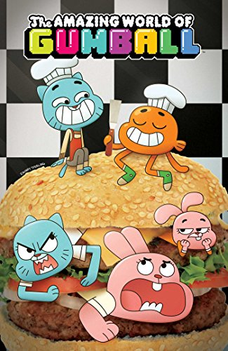 The Amazing World of Gumball Vol. 1 - Frank Gibson