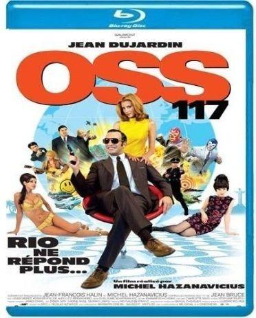 ����� 117: ������ � ��� / OSS 117: Rio ne repond plus / OSS 117 - Lost in Rio (2009) BDRip | DUB