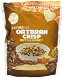 Mornflake Nut and Honey Oatbran Crisp 450 g (Pack of 3)