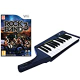 Rock Band 3 with Wireless Keyboard Wii