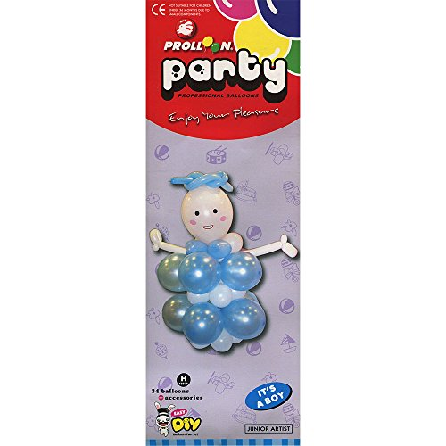 MMS Mini Boy Balloon Kit by Will Roya - Trick