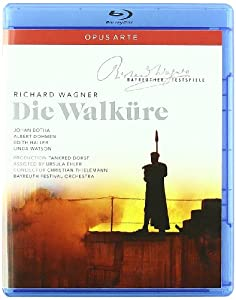 Wagner Die Walkure Blu-ray 2011 from Opus Arte