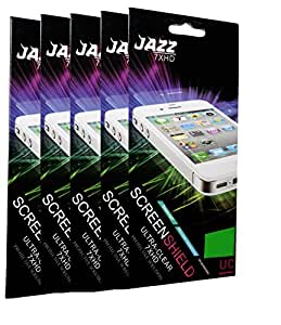 Jazz Screen Protector for Micromax A250 Canvas Turbo Pack of 5