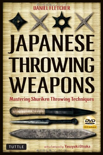 Japanese Throwing Weapons
