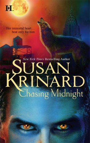 Image for Chasing Midnight (The Roaring Twenties Supernaturals Series, Book 1)