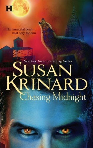 Image of Chasing Midnight (The Roaring Twenties Supernaturals Series, Book 1)