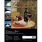 1 Gallon Wine Making Equipment Kit from Strange Brew