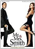 Mr.&Mrs.スミス スタンダード・エディション [DVD]