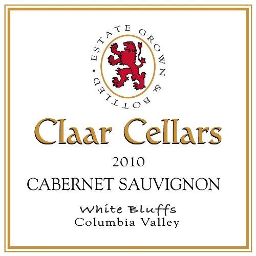 2010 Claar Cellars Estate White Bluffs Vineyard Cabernet Sauvignon 750 Ml